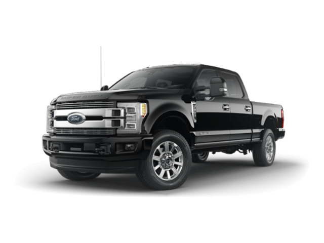 2018 Ford F-350 Limited Truck Crew Cab